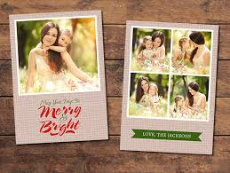free christmas card template photographypla net