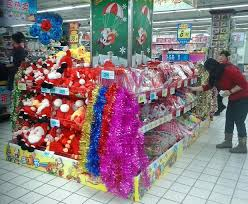 Walmart Christmas Tree Decorations Photo Essay Christmas In China Includes First Hand Account
