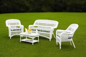 colored patio furniture