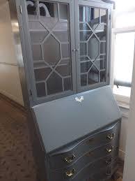 Repurposed Secretary Desk Best 25 Antique Secretary Desks Ideas On Pinterest Painted