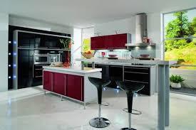 Bar Kitchen Design - modern bar counter kitchen design ideas unusual wooden solution for u2026