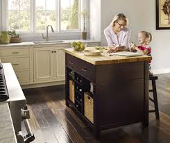 installing kitchen island distinctive cabinetry how kitchen islands increase storage bay area