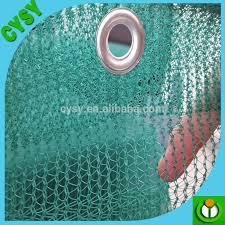 hdpe garden green sun shade net netting cloth for greenhouse