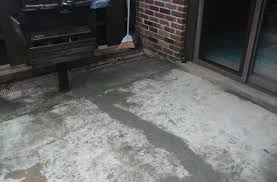 Cracked Concrete Patio Solutions by Patios