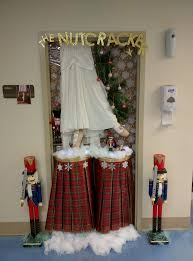 the nutcracker door decoration door decorating contest