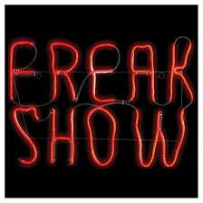 glow show 17 light glow freak show target