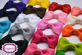 boutique bows 5 2 5 hair bow tuxedo bow simple bow boutique bow for