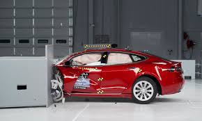 electric vehicles tesla tesla bmw fall short in electric vehicle crash tests