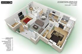 Narrow Apartment Floor Plans by Home Design Studio 1 Amp 2 Bedroom Floor Plans City Plaza