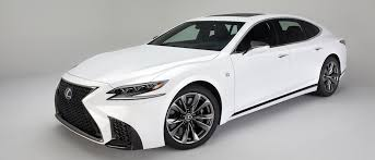 lexus is f sport coupe 2018 lexus ls 500 f sport promises coupe handling from luxe sedan