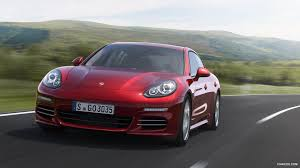 red porsche panamera 2014 porsche panamera 4 front hd wallpaper 47