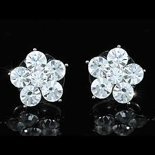 online buy wholesale sterling silver earrings sensitive ears from