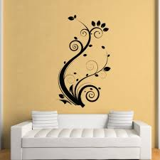 Wall Art Stickers by Designer Wall Art Stickers 50 Beautiful Designs Of Wall Stickers