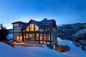 Colorado Vacation Home By Morgante Wilson Architects - Colorado home design
