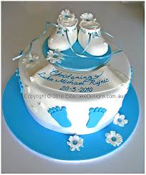 baby botties tower christening cakes sydney christening cake