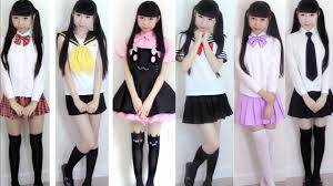 back to uniforms stockings shoes review