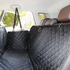 protection siege auto arriere elitist housse de siège auto de chien imperméable facile à nettoyer