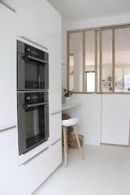 How To Update A Galley Kitchen A Designer U0027s Own Scandi Style Ikea Hack Galley Kitchen In The