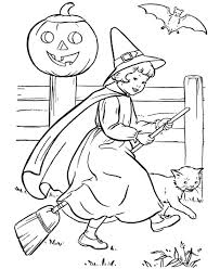 118 halloween coloring pages images drawings