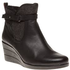 s ugg australia brown emalie boots womens black ugg australia emalie boots at soletrader