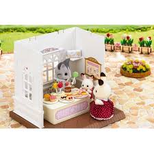 Calico Critters Play Table by Calico Critters Bakery At Growing Tree Toys