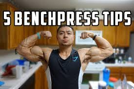 Tips To Increase Bench Press 5 Benchpress Tips To Increase 1 Rm Youtube