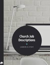 Hansen Agri Placement Jobs Church Administrator Job Description Resume Cv Cover Letter