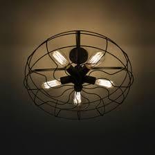 discount vintage ceiling fan light 2017 vintage ceiling fan