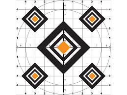 target black friday trimmer deals do all black diamond 10 x 10 paper target package of 10 mpn pt3