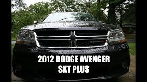 dodge avenger reviews 2012 2012 dodge avenger sxt review