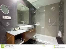 Luxurious Hotel Resort Bathroom Stock Photo Image - Resort bathroom design