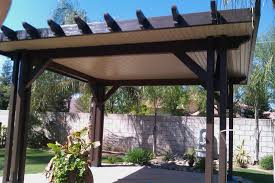 Backyard Patio Cover Ideas by Covered Patio Roof Plans Design And Ideas