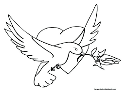 color good valentine coloring pages print free printable