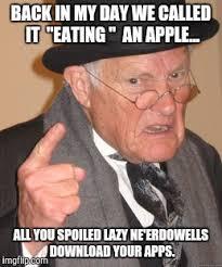 Meme Maker Apps - back in my day viral memes imgflip