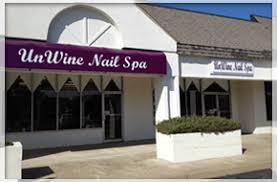 salon and spa virginia beach va unwine nail salon and spa