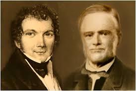 Dr.Josef Girard und Anton Schild. Mitte des 19. - girard und schild Kopie.jpg klein