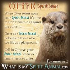 otter symbolism meaning spirit totem power