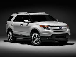 2013 ford explorer price photos reviews u0026 features