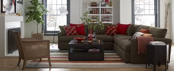 sofa and sectional how to choose a sectional sofa crate and barrel
