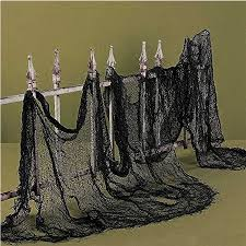 creepy cloth halloween decoration party prop door window cover ebay