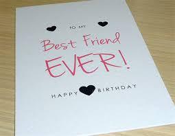 birthday card for best friends happy birthday card best friend vicki g madeit