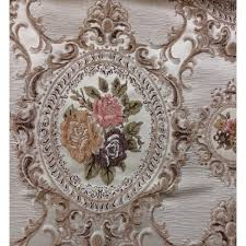 Brocade Home Decor Vintage Brocade Fabric Home Decor Upholstery Sold By The Yard