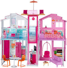 Fair Toys R Us Bedroom Sets Barbie Pink Passport 3 Story Townhouse Toys