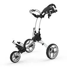 rovic rv1c white golf push cart