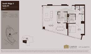 southridge 3 floor plans