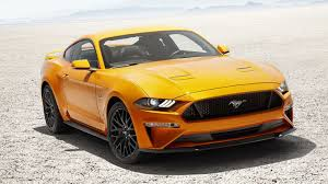 Mustang Yellow And Black The 2018 Ford Mustang Convertible Is Quite Beautiful