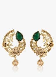 ear cuffs online india earrings online buy fashion earrings ear cuffs jhumkis online