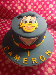 Home Decorated Cakes by Donald Duck Cake Donald Duck Cake Pinterest Donald Duck Cake