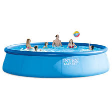 amazon com intex 18ft x 48in easy set pool set with filter pump