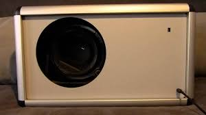 isco iiil anamorphic lens in isco home cinema projection unit